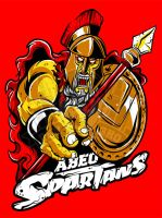 ABEO Spartans by shoden23