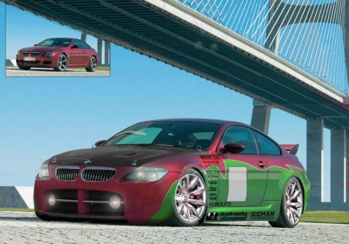 BMW Touring Car by NinjaStefan
