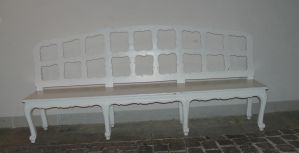bench front stock by Mihraystock