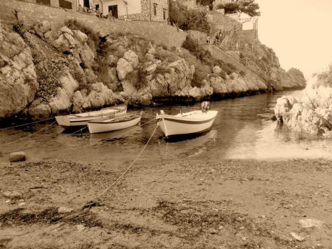 Boats by AngeloCos
