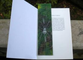 The Web Bookmark by aakritiarts