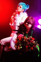 Reiji and Ai by NoNameCosplayTeam