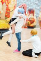 Kuroko no basket: My ice cream prince by Alvi