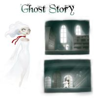 GhostStory by thetetine