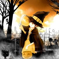 KHR : Halloween TIME :D by Shumijin