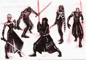 sith by rodimus25