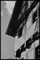 Old House by Simandi