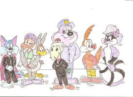 Disguise Party 2 by Jose-Ramiro