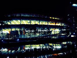 Shining Mall by FET-Photos