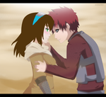 me and gaara again by vampire-yuki-kuran
