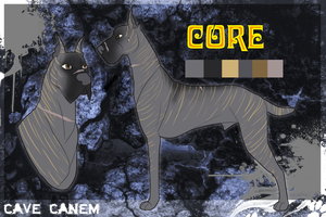 Cave Canem Application: Core by Whitelupine