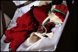 Rozen Maiden Shinku Cosplay 3 by SpicaRy