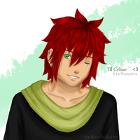 Johannes -  gift by GriellaAnime