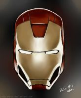 Iron Man by Junica-Hots