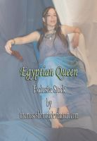 EXCLUSIVE STOCK Egyptian Queen Repose 5 by themuseslibrary
