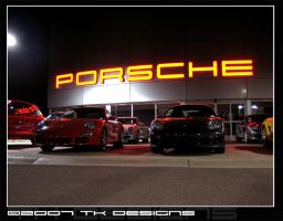 Porsche Sign by TK-Designs