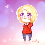Canada chibi by Vecky1232
