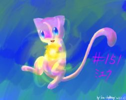 mew by lucario321