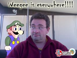 Weegee attack by DiscoSaeba