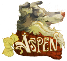Aspen Badge by Rowkey