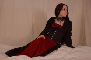 Medieval Gothic Stock by DanielleFioreModel