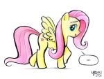 Fluttershy by TheBourgyman