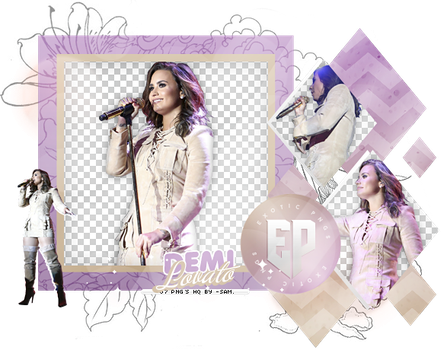 Pack Png 2074 // Demi Lovato. by ExoticPngs