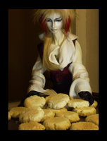 Aodh Loves Almond Cookiees by hawthorne-cat