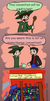 in the wrong convention by Mythical-Human
