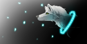 wolf thing by Frostfelt