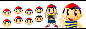 Ness sheet by StudioIJB
