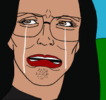 Evil Women Crying: Baroness by Starmansurfer