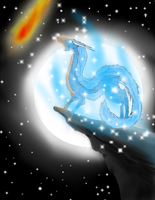 Icefire of the Moon by WWotS