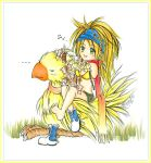 Chocobo Makeover by cartoongirl7