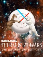 Thermostat Wars by DrummerGirl375