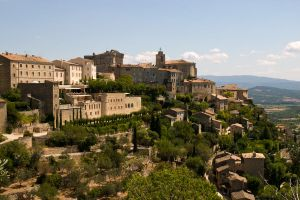 Gordes by DeviantTeddine