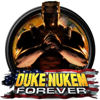 Duke Nukem Forever Icon by madrapper