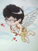 Cupid by beanystergates