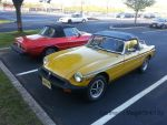 Classic Car 5/4/13 Gold and Red by NameLessFox