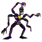 Nightmare Quad-Endo by fearlessgerm82