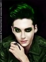 Bill Kaulitz 11 by amazinglife2011