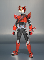 What-If - SHF Kamen Rider Drive Type-Speed Flare by Zeltrax987