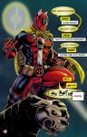 Deadpool-The Dead Knight Rises by WiL-Woods