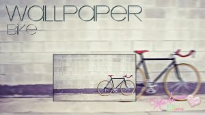 Wallpaper Bike by maalenitha