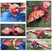 Phase 5 Rathalian Completed Outdoors by CatCowProduce