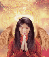 My Prayer by Dyn by SpaceDynArtwork