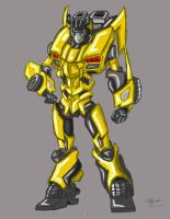 TFP: Sunstreaker by bumbleswipe