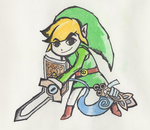 Honedge + Toon Link by Jotunn0197