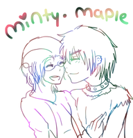 MintyMaple- 3P!Arthurx Matthew by Ask2P-Matthew