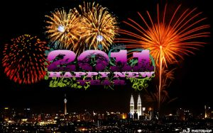 2011 new year by CrazyLZ